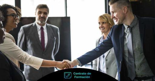 Imagen sobre las prórrogas de un contrato de formación